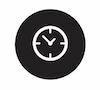 classroom support clock icon