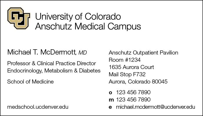Stationery cu anschutz business card front sample colourmoves