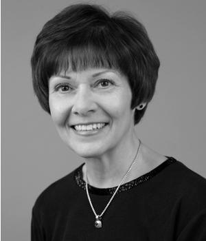 Melanie Shellenbarger Headshot