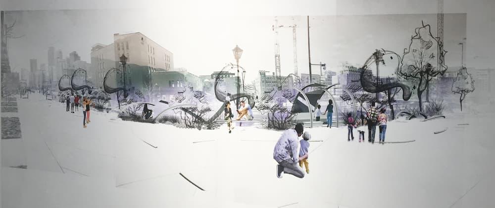 Coors Field Reimagines by MLA Student James Oberhansley