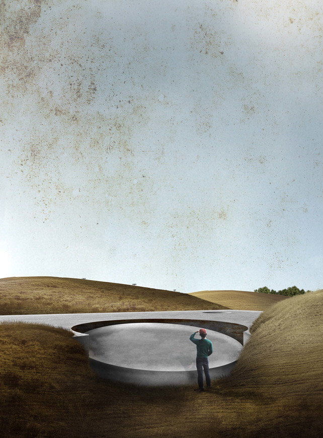 Overland Pavilion site rendering