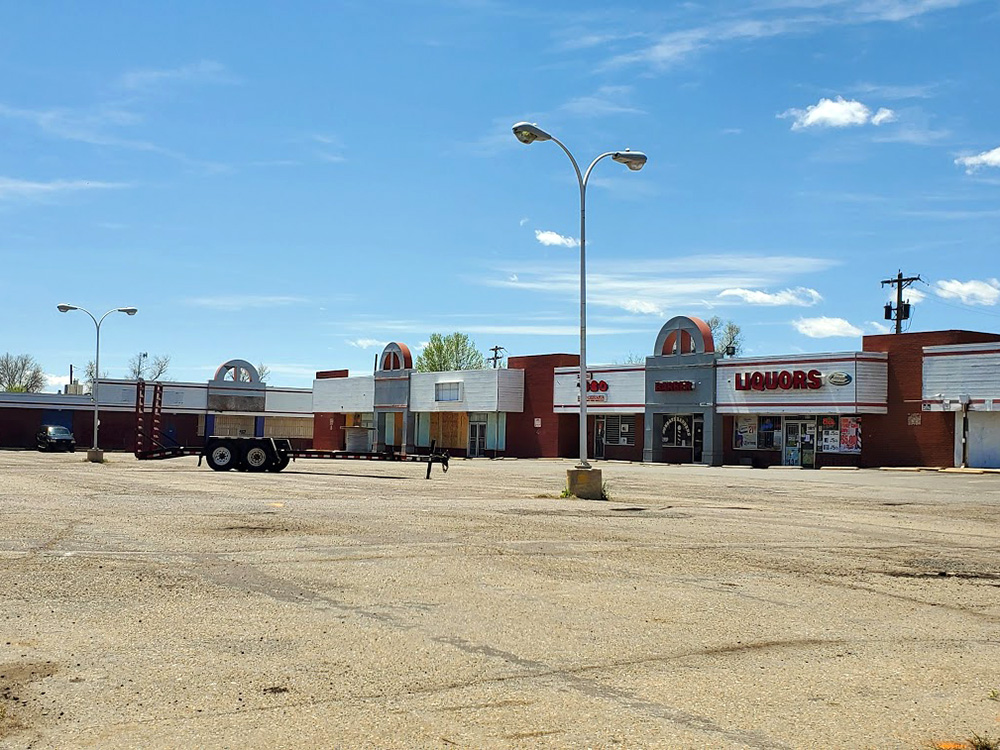Alex Hemmer, Holiday Shopping Center Redevelopment Plan