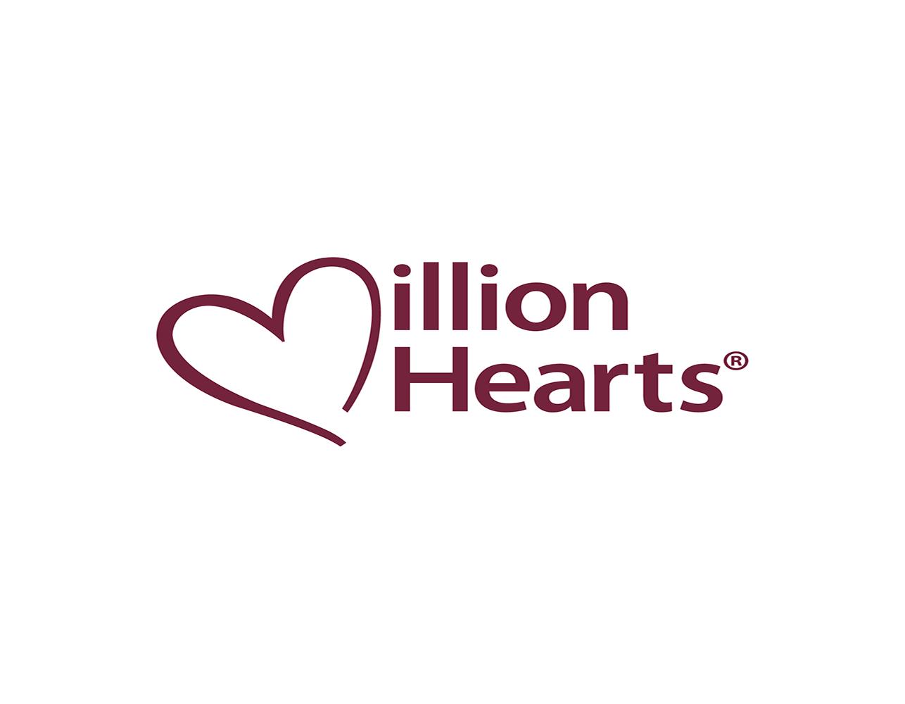 Million Hearts logo
