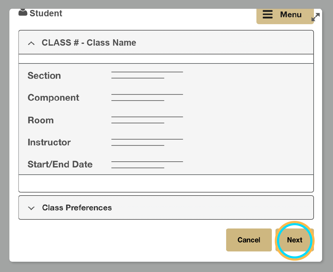 screenshot of enrolling in ucdaccess