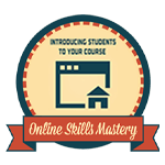 Online Skills Mastery - Introducing Students To Your Website