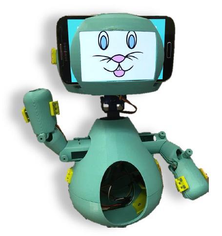 wabbs social robot
