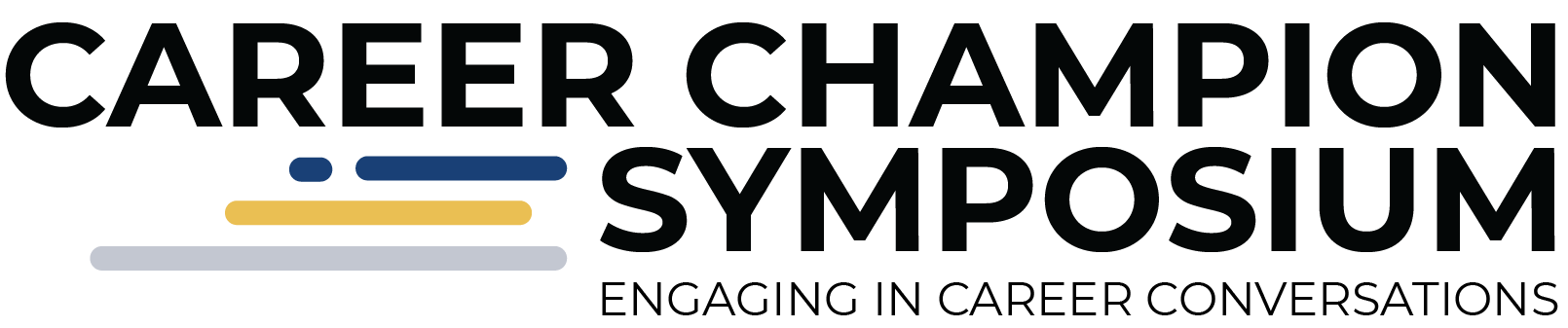 Career Champion Symposium
