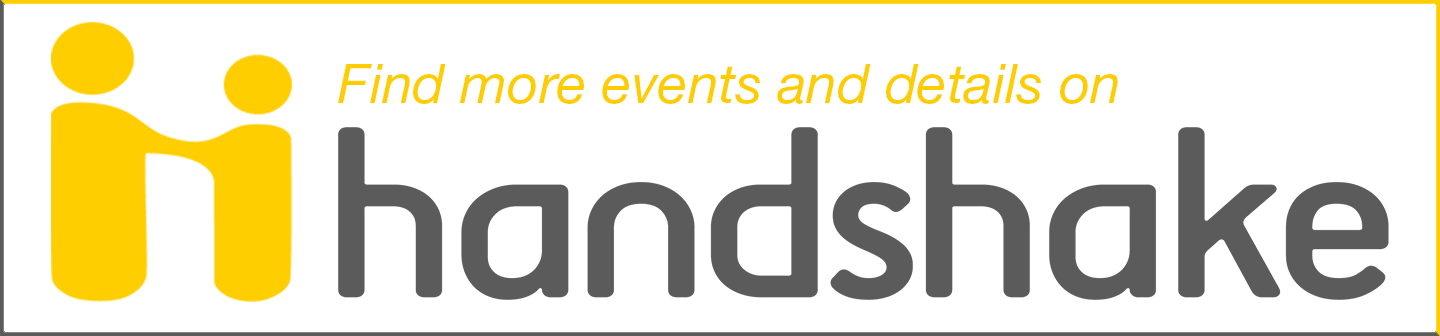 Find more events and details on Handshake