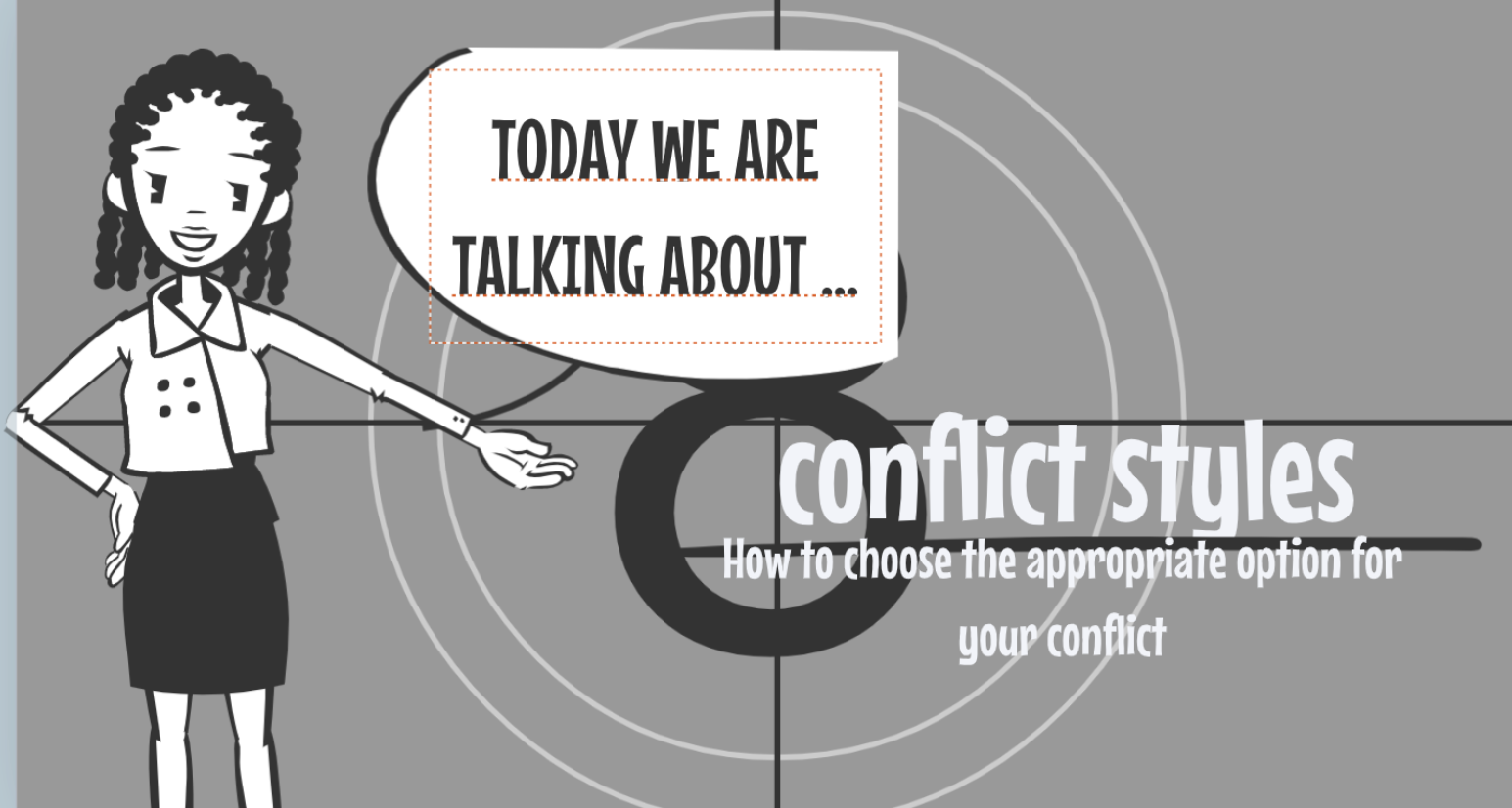 conflict styles pic vyond